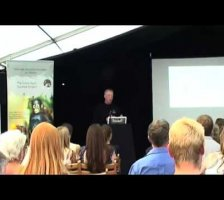 Great Ape talk at the Festival of Nature