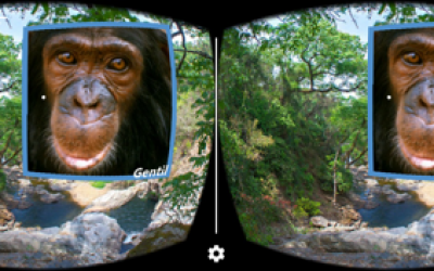Free VR apeAPP!